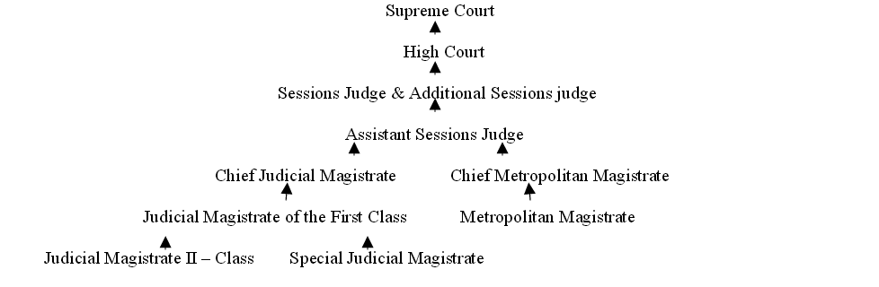 hierarchy of criminal courts in india.png